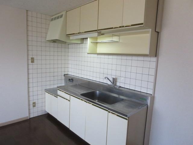 第2サンハイツ戸崎 205号室のキッチン