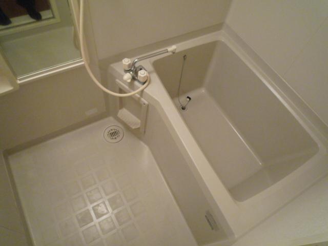 リバーサイド高田A 103号室の風呂