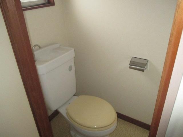 ハイム辻A 303号室のトイレ