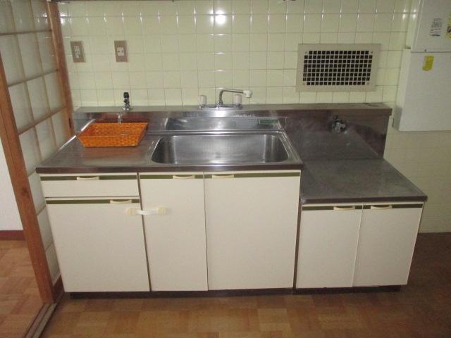 ハイム辻A 303号室のキッチン