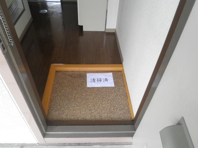 画像9:玄関