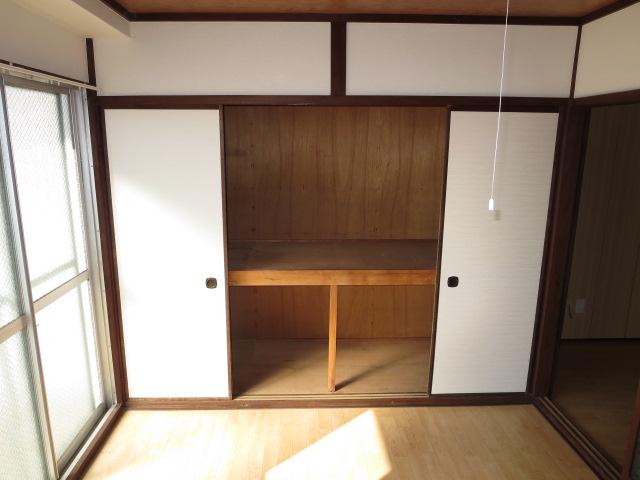 羽田マンション 514号室の収納