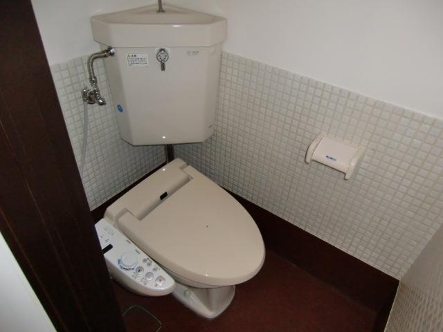 羽田マンション 514号室のトイレ