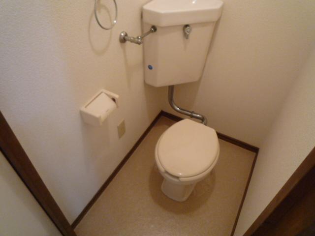サープラスワン サザンクロス 102号室のトイレ