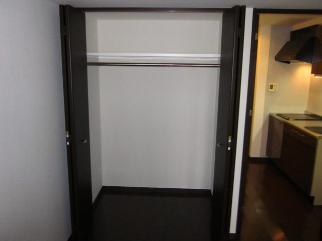 キャッツスルヒルズ柳ケ瀬 1001号室の収納