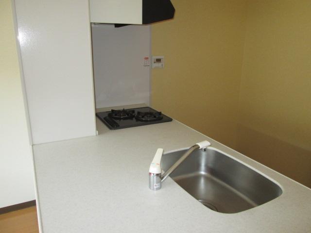 メゾンパラディ 2C号室のキッチン
