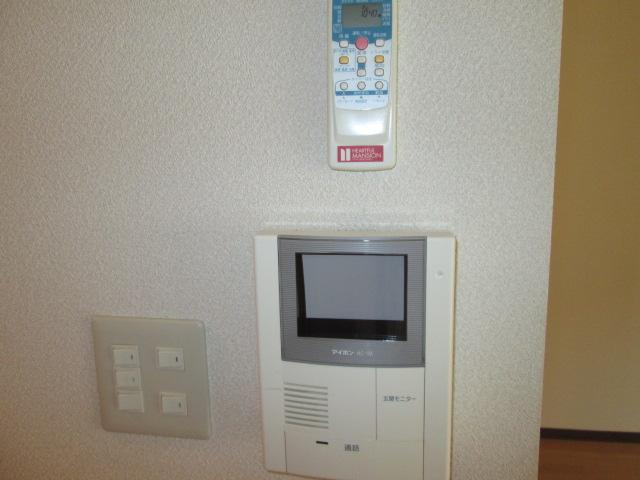 メゾンパラディ 2C号室のセキュリティ