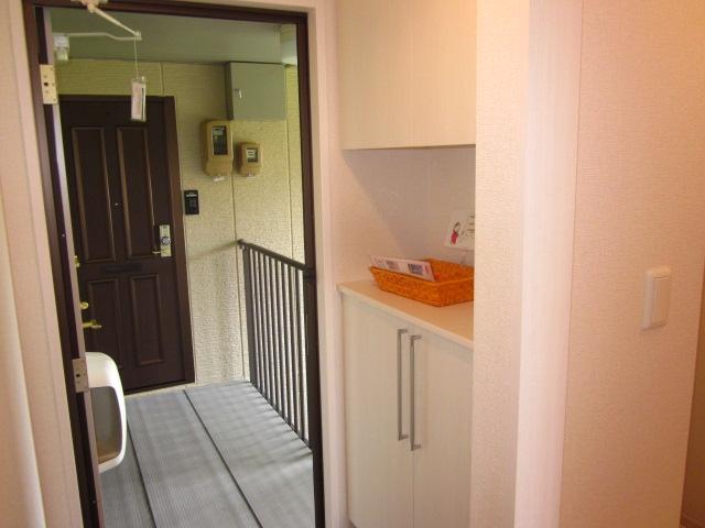 サンフローラル岐南A 101号室の玄関