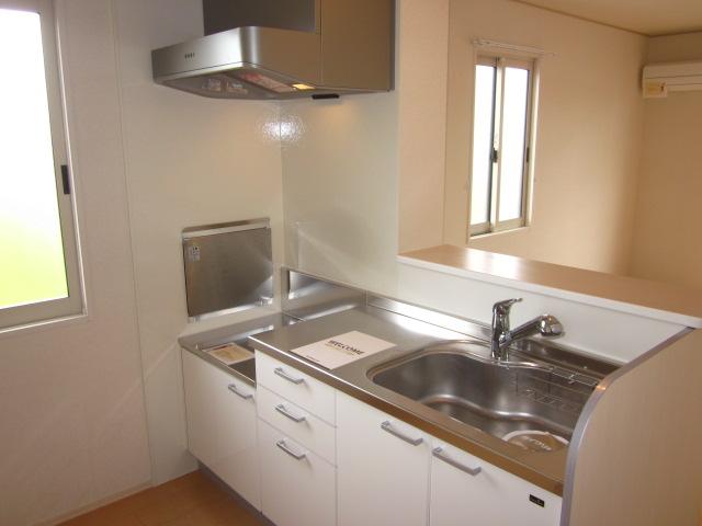 サンフローラル岐南A 101号室のキッチン