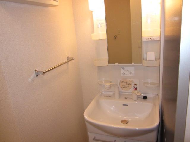 サンフローラル岐南A 101号室の洗面所