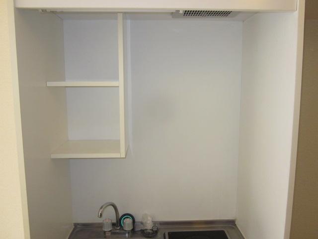 いずみⅡ 201号室のキッチン