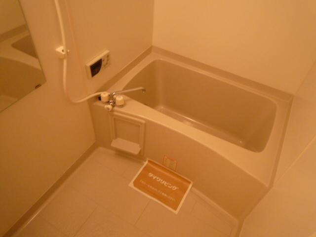 Villa Foresta B 202号室の風呂