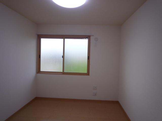 Villa Foresta B 202号室のベッドルーム