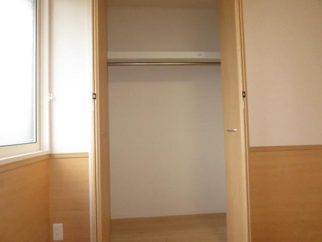 メゾンプラネット 202号室の収納