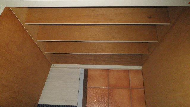 ステラハウスEZ 203号室の収納