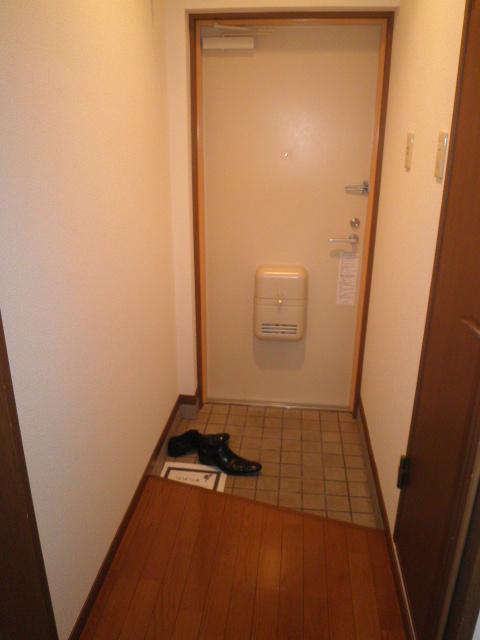 TユーミータカハナB棟 201号室のその他共有