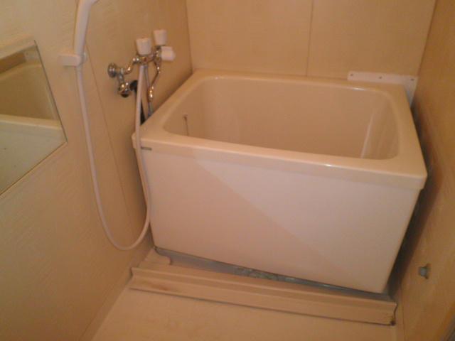山久ビル 201号室の風呂