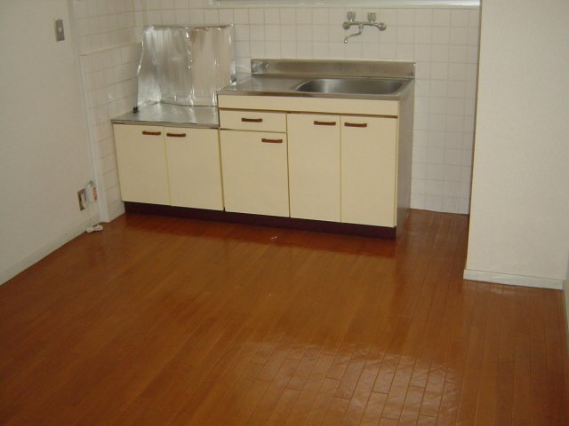 コーポアイランド 103号室のキッチン