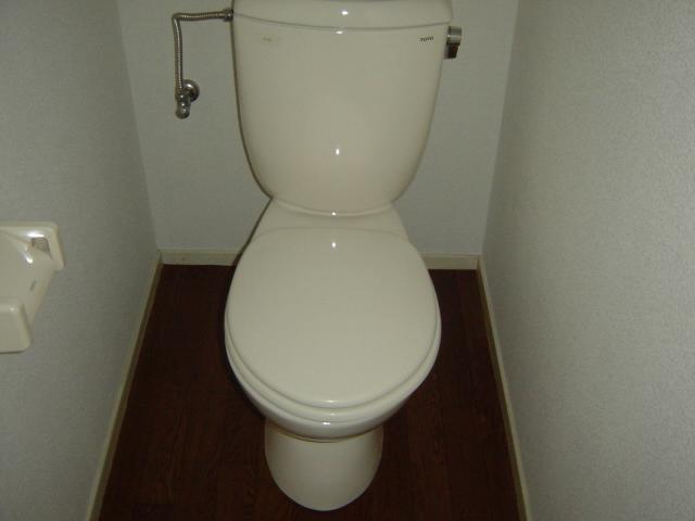 コーポアイランド 103号室のトイレ