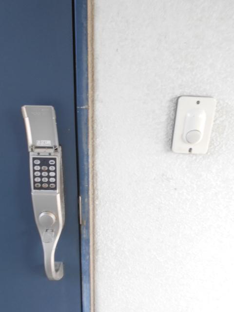 アトランタ 101号室のセキュリティ