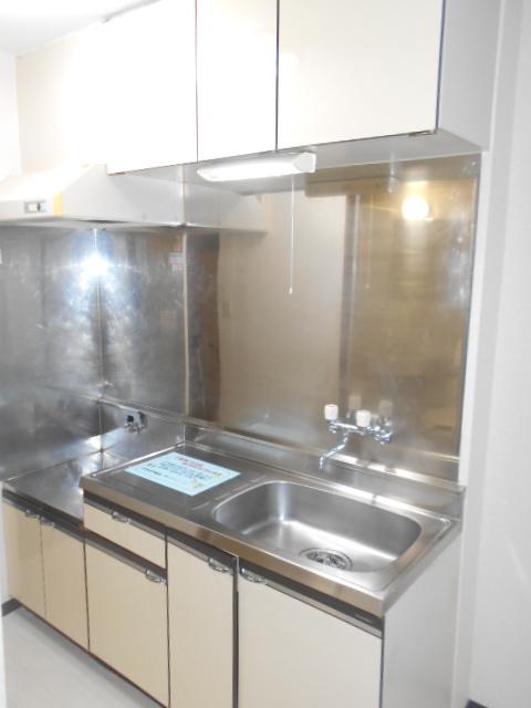 アトランタ 101号室のキッチン