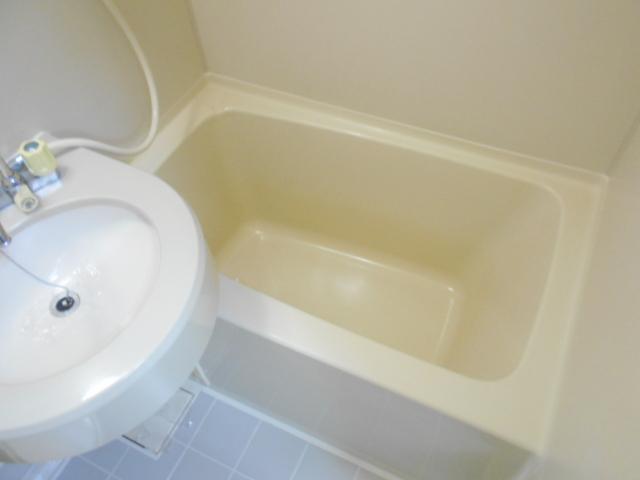アトランタ 101号室の風呂