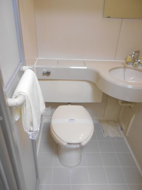 アトランタ 101号室のトイレ