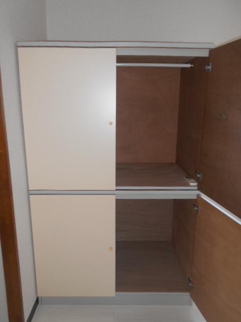 アトランタ 101号室の収納
