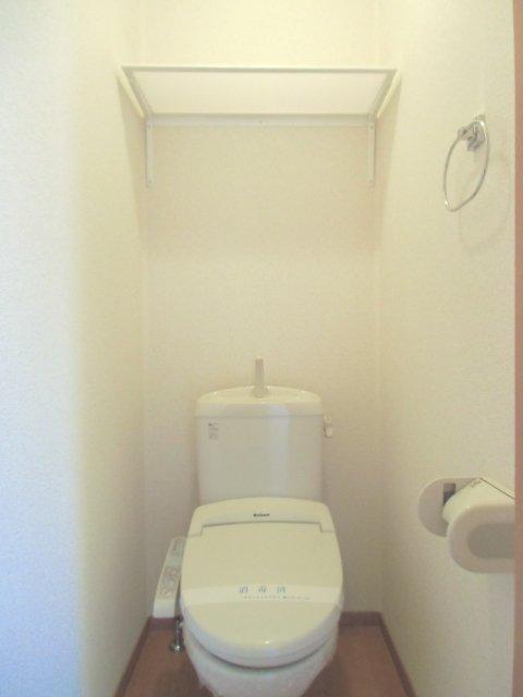グランシャリオⅡ A 202号室のトイレ