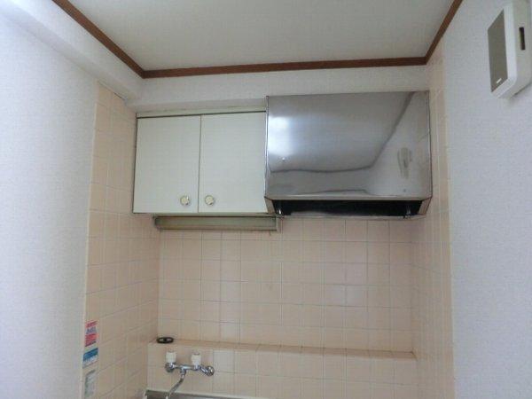 第2富士ハイツ 202号室のキッチン