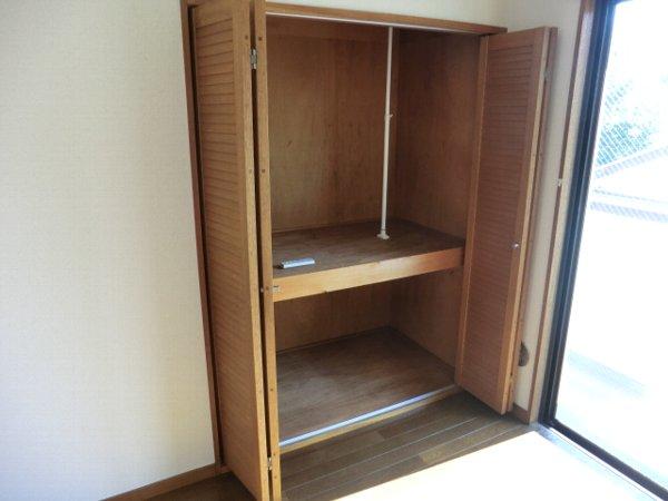 第2富士ハイツ 202号室の収納