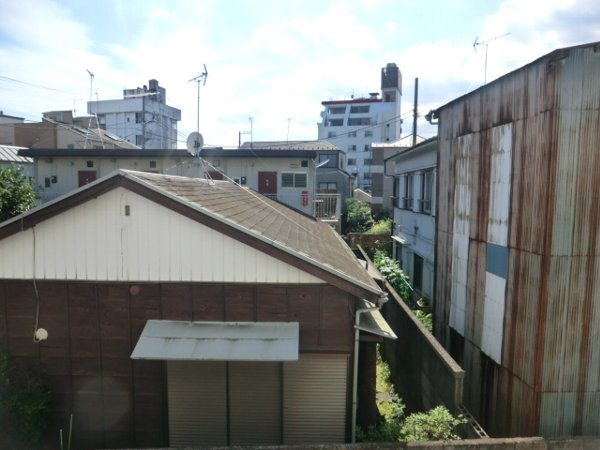 第2富士ハイツ 202号室の景色