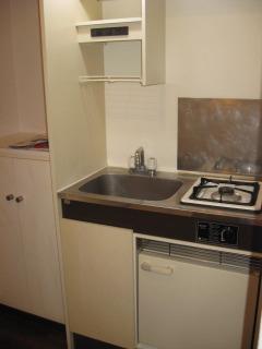 コパーズアプト港南ⅥパートⅡ 203号室のキッチン