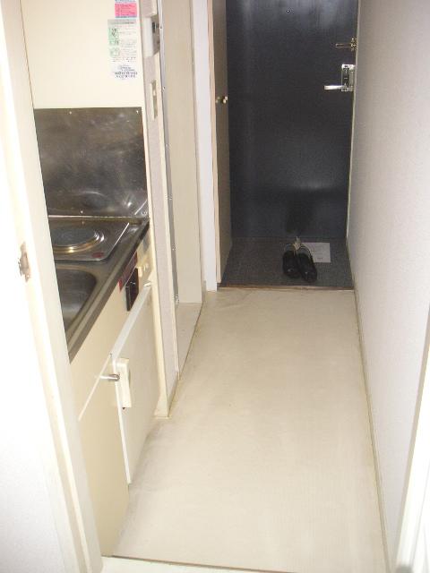 レオパレス港南中央 103号室のキッチン