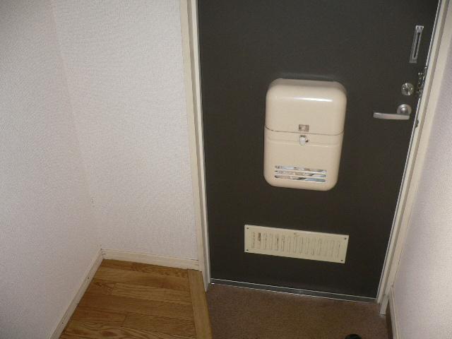 プレサージュ大岡 101号室のセキュリティ