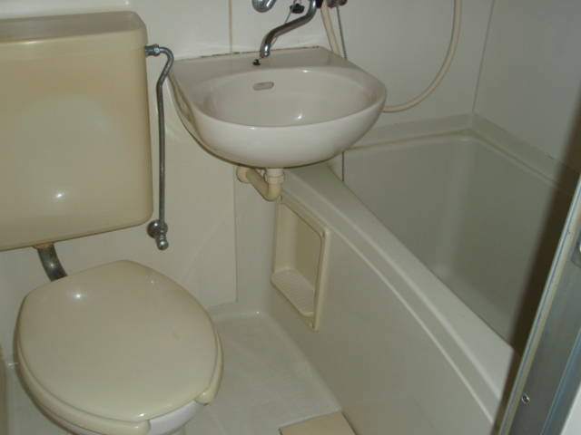 ビューテラス横山 201号室の風呂