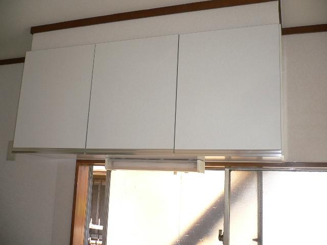 千代松荘 102号室の収納