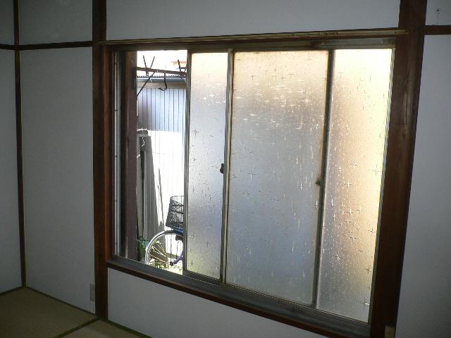 千代松荘 102号室の景色