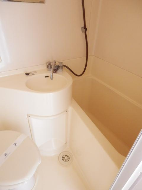 サザンノーブル上大岡 212号室の風呂