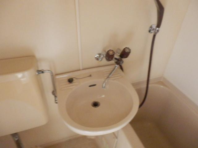 ホワイト中町 105号室の洗面所