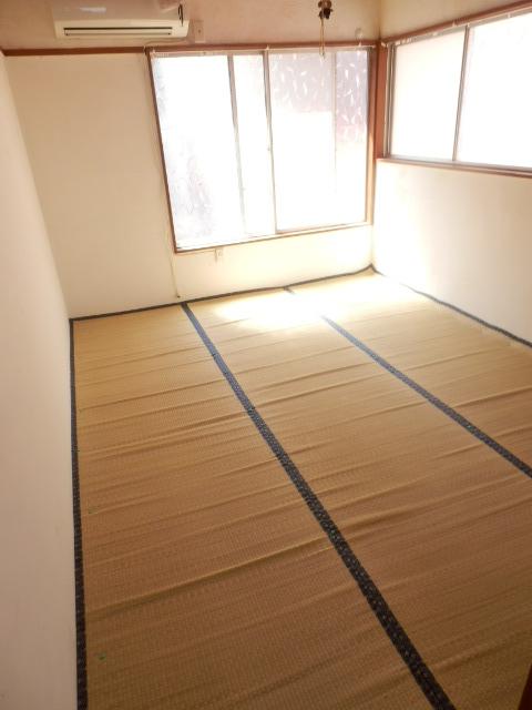 三橋アパート2の居室
