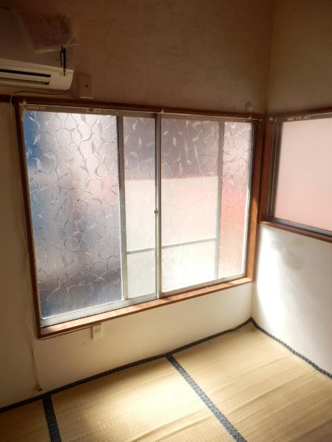 三橋アパート2のベッドルーム