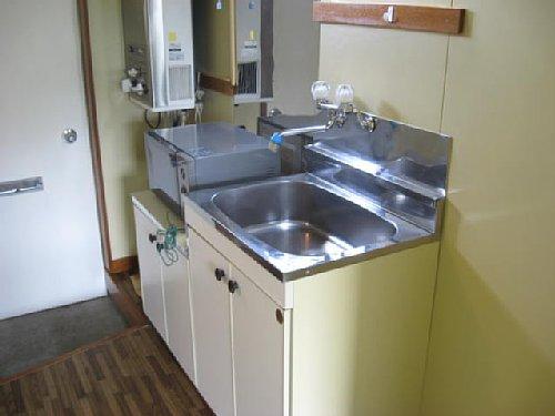 コーポエイト 205号室のキッチン
