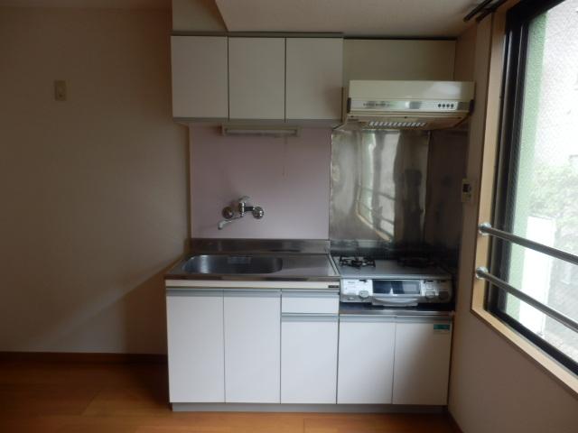 子安光洋ビル 207号室のキッチン
