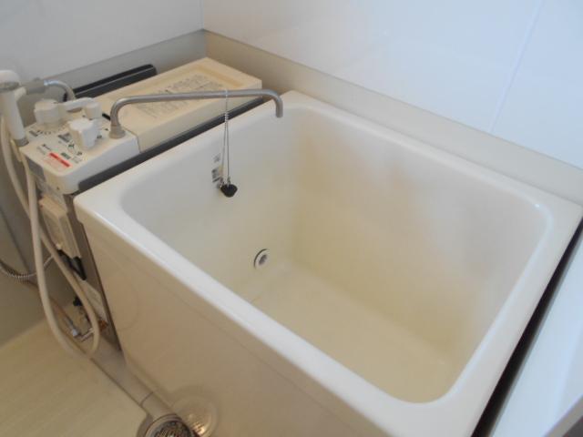 グリーンコープ常貴和 201号室の風呂