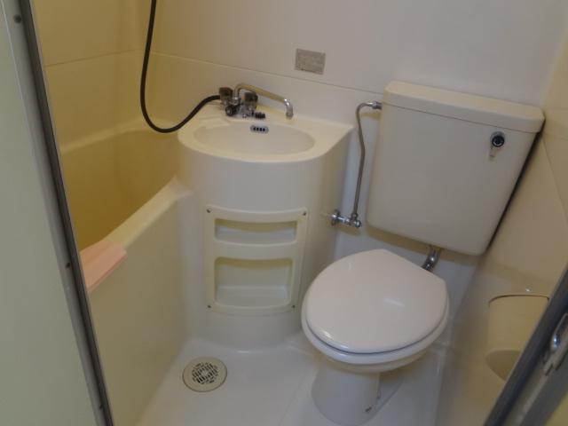 コーポ二葉2号B棟 102号室の風呂
