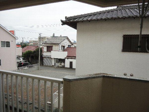 大嶽マンション 203号室の景色