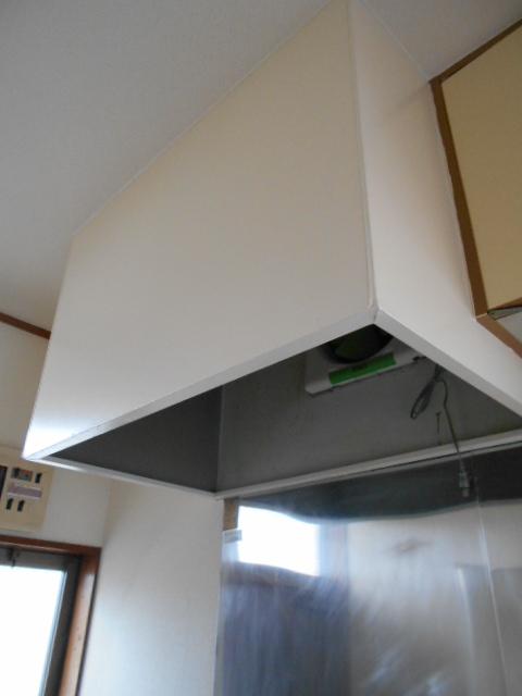 メゾンド沢田や 201号室のキッチン