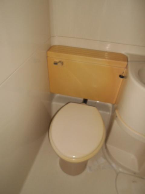 メゾンド沢田や 201号室のトイレ