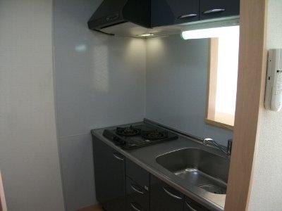セフィーロ 102号室のキッチン